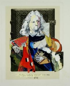 48- Philipp Ludwig Wenzel 1671-1742-800-600