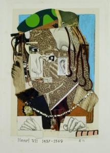8- Henri VII 1457-1509-800-600