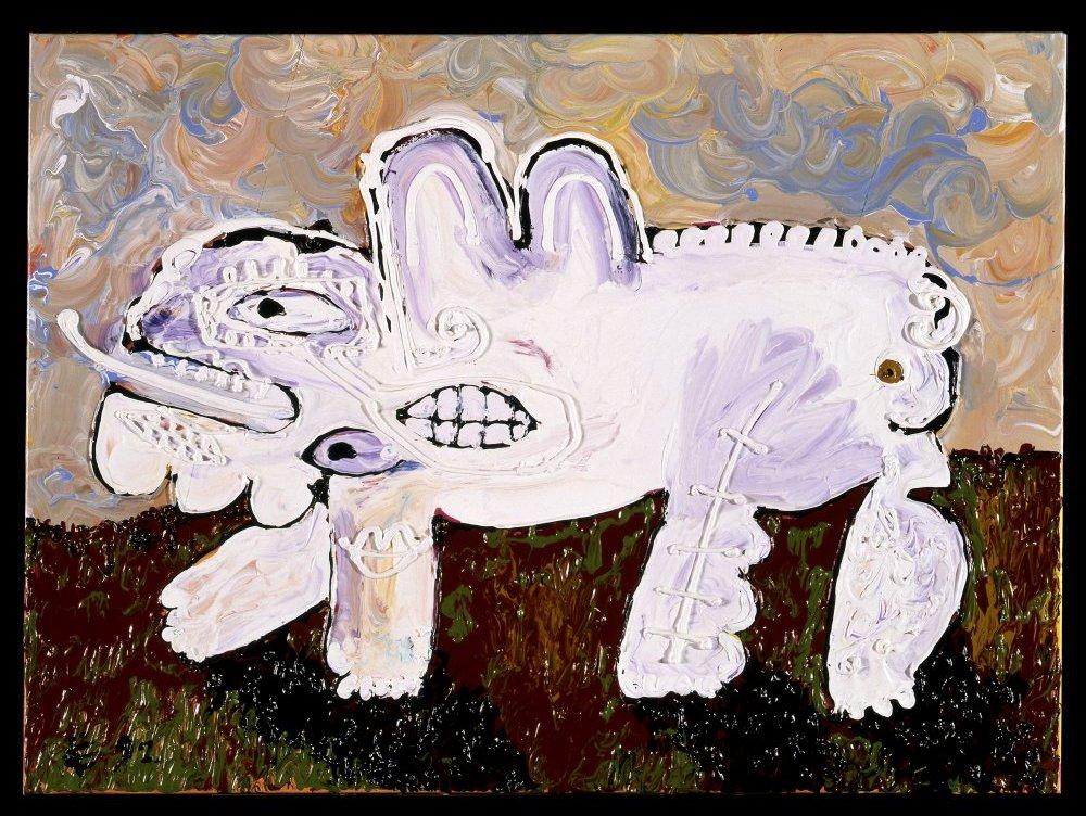 albino cameleon 1992