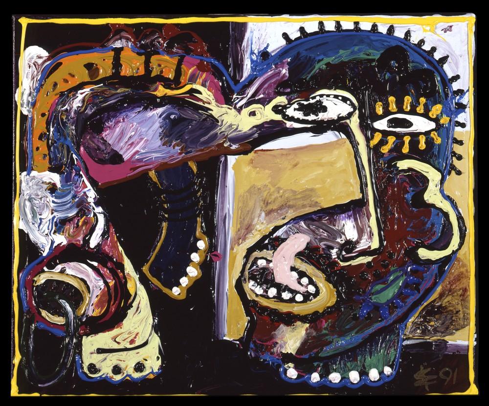 soweto dog 1991